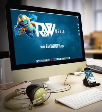 R & W Media Office