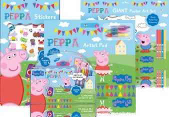 Peppa Pig Print Design