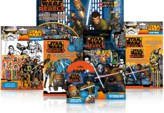 Star Wars Print Design