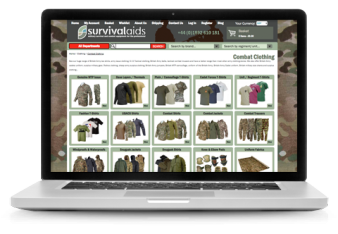 Survival Aids Magento Store
