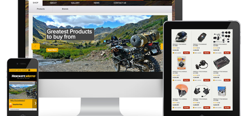Magento Responsive Website Design
