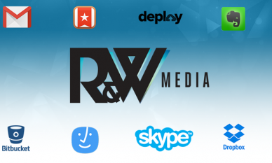 Software We Use at R and W Media