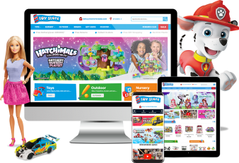The Toy Store Magento Ecommerce Store