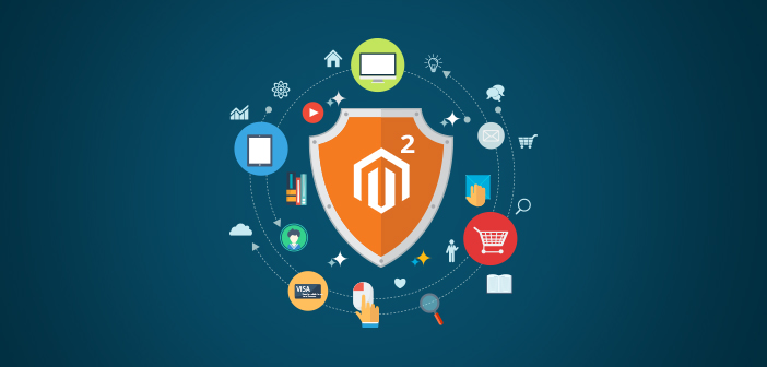 Magento 2 provides many customisable security features, including Google reCAPTCHA, two factor authentication and more.