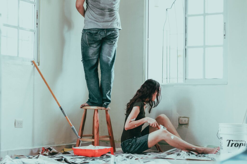 Home improvements sector saw an increase in ecommerce online sales during COVID-19