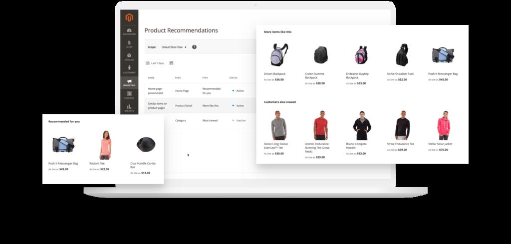 Magento fully customise your ecommerce store